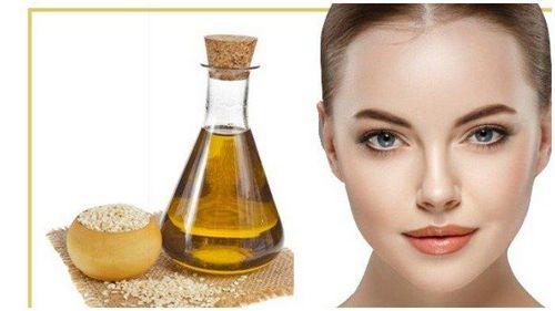 Manfaat Menggunakan Minyak Wijen kosmetik seperti krim